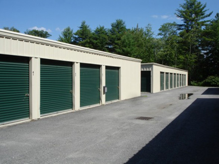 Self Storage Facility In Windham Maine Apple Tree Self